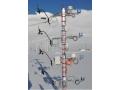 风雪流评估监测系统 + 雪密度监测