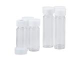 预清洗的60 mL 玻璃瓶,带盖及垫片,72个