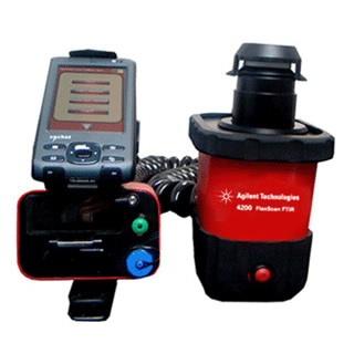 Agilent 4200 FlexScan 手持式 FTIR