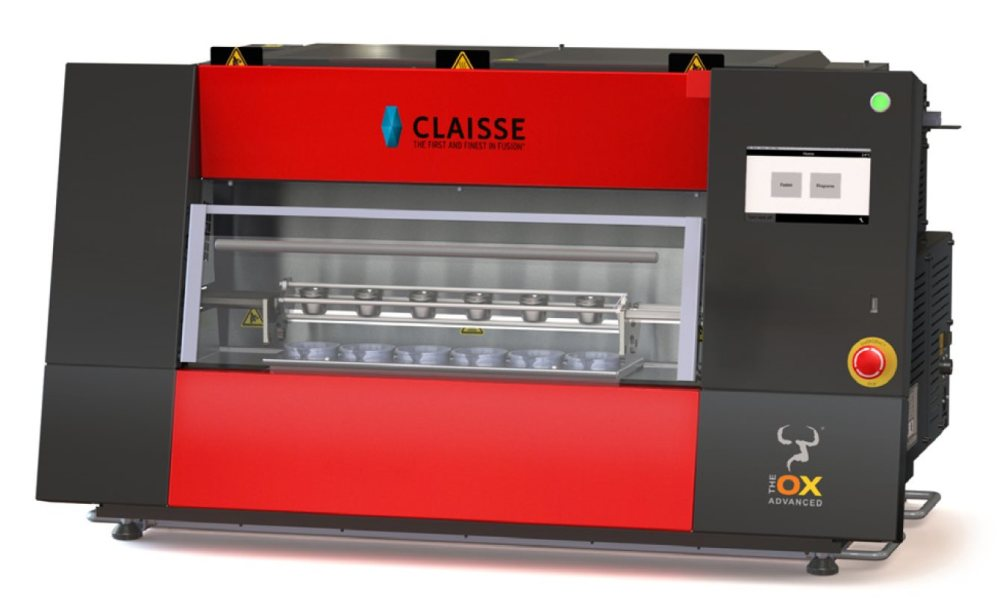 全自动头电加热熔融制样机Claisse The OX 6