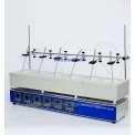 KDM-A六联数显恒温电热套