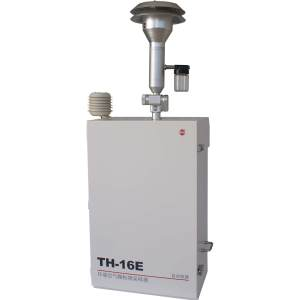 TH-16E型大气颗粒物采样器(全换膜)
