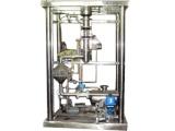 气液固流化床反应器性能测定装置