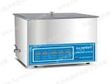 舒美牌KQ-500VDE台式三频数控超声波清洗器