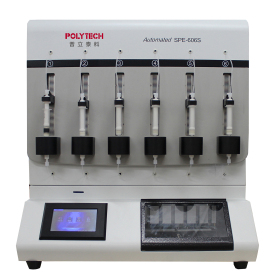 普立泰科 大体积固相萃取仪 SPE 606S