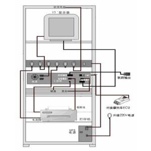 电控下线检测系统TCT ECTS V1.0