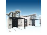 SBI单体燃烧试验装置