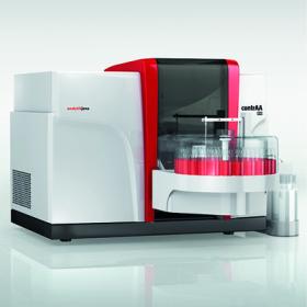 德国耶拿contrAA800连续光源原子吸收光谱仪
