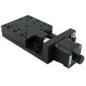 EPSC超薄电动平移台X轴一维线性位移台