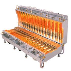 Advance Riko 生产热处理炉(产线)