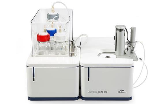 马尔文微量热等温滴定量热仪PEAQ-ITC