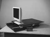 Microvision-ZM-1水平移动平台