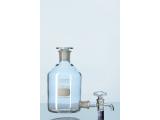 247027308Duran带龙头磨口玻璃放水瓶