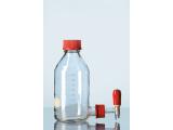 2470373德国Duran 5000mL螺旋盖玻璃放水瓶