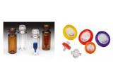 PerkinElmer顶空玻璃瓶、瓶盖和隔垫套件