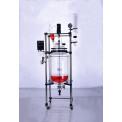 HEB-30L双层玻璃反应釜