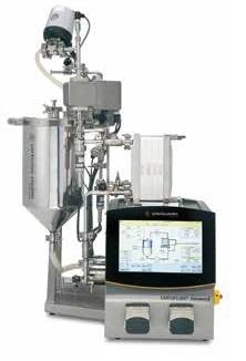 赛多利斯 SARTOFLOW® Advanced 切向流过滤