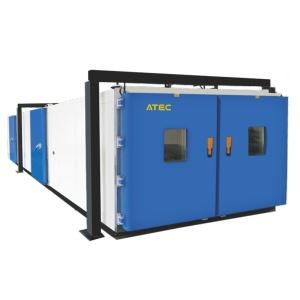 CST500S三厢式温度冲击箱