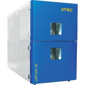 阿泰可两厢提篮式温度冲击试验箱