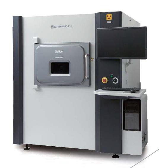 岛津微焦点X射线透视系统