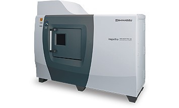 岛津微焦点X射线工业CT