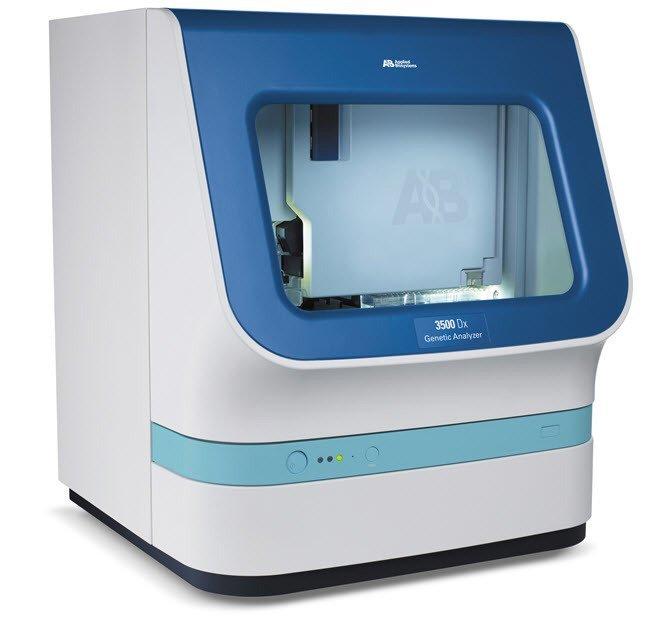 3500 Dx/3500XL Dx 基因分析仪
