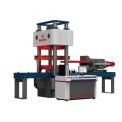 YJW微机控制电液伺服压剪试验机