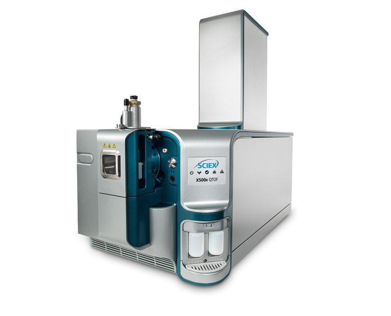 高分辨质谱系统SCIEX X500B QTOF