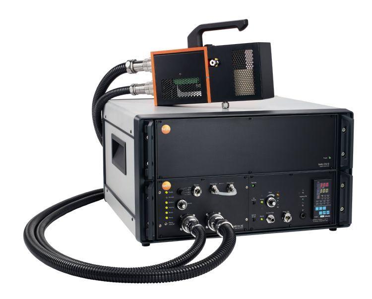发动机粒子数量排放测量系统PMP1000