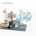 Schenck臥式硬支承整體平衡機HS系列