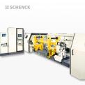 Schenck硬支承工業高速專用平衡機HK系列