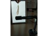 万深水稻麦穗穗长-茎粗-茎叶角自动测量仪