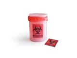 美国Seroat生物安全废弃桶(桌上型)