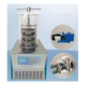 左樂品牌-50℃壓蓋型冷凍干燥機ZL-10TD
