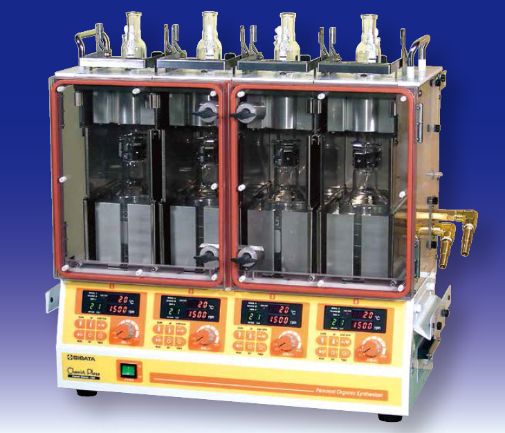 柴田Sibata CPG-2000大容量平行合成仪