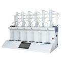 顺昕6000pro型全自动智能蒸馏仪开户