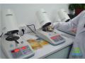污泥含水率及固含量快速测定方法