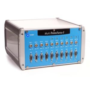 MultiPalmSens4多通道电化学工作站-EIS测量