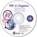 PDF-4 2018有机物卡片数据库