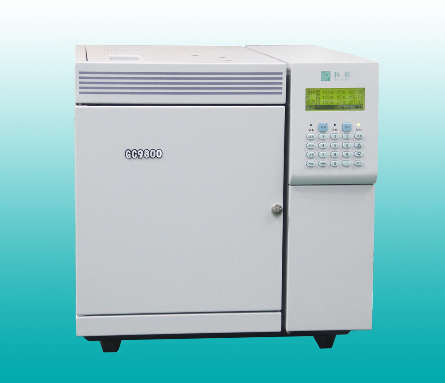 软包装袋中溶剂残留气相色谱(9800N型)