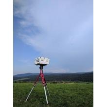 气象雷达标定系统