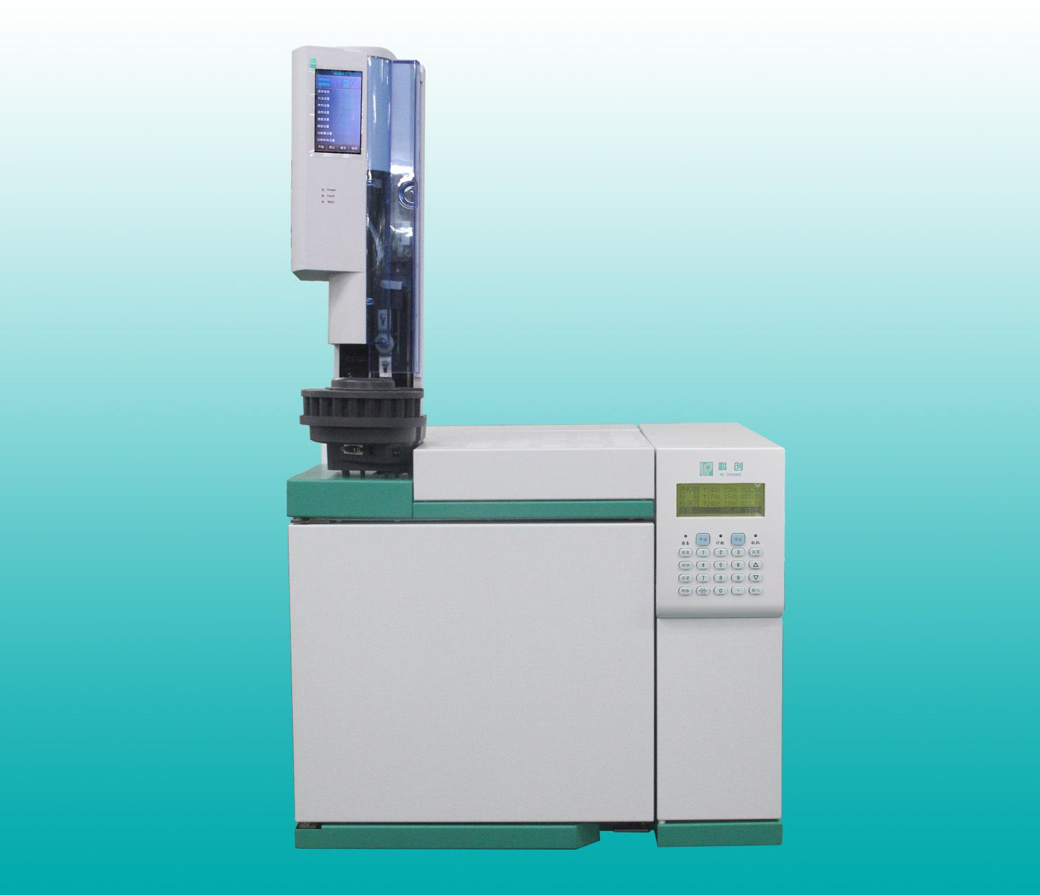 科创GC9800气相色谱仪带自动进样器