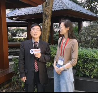 专家之声 中国质谱开启新时代——视频访中国质谱学会秘书长 北京师范大学谢孟峡教授