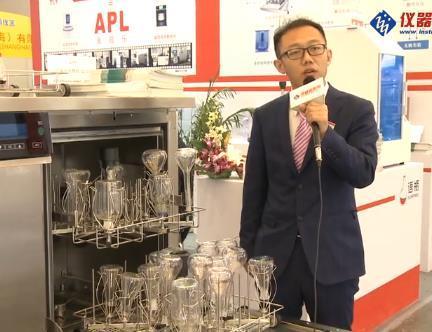 """10年创立 实验室前处理标准化道路上不断前行――""""创新100""""访天津语瓶总经理王长领"""