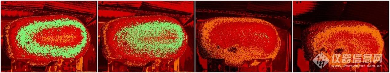 猕猴桃贮藏期间成熟度变化近红外图像.jpg