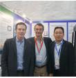 为推动气体分析行业发展始终保持最大激情―― 访ASDevices CEO Yves Gamache、ASDevices总裁Andre Lamontagne、ASDevices副总裁/亚太区总经理Frank Zhu