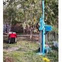 直推式土壤取樣鉆機