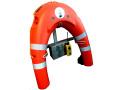 智能遥控救生器-Oceanring 鱼尾舰