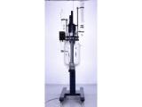 HEB-50L升降双层玻璃反应釜
