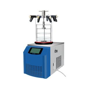 HX-10-50DG台式压盖多歧管冷冻干燥机